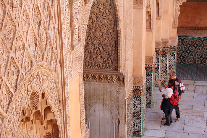 Madraza Ben Youssef Marrakech