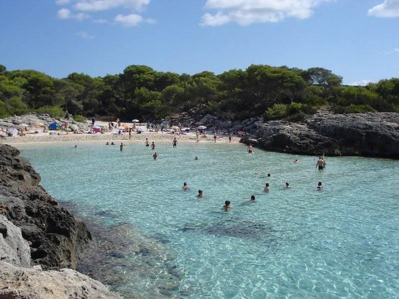 Playa vírgenes españa: Es Talier, Menorca