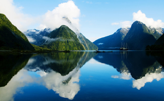 Nueva Zelanda: Milford Sound