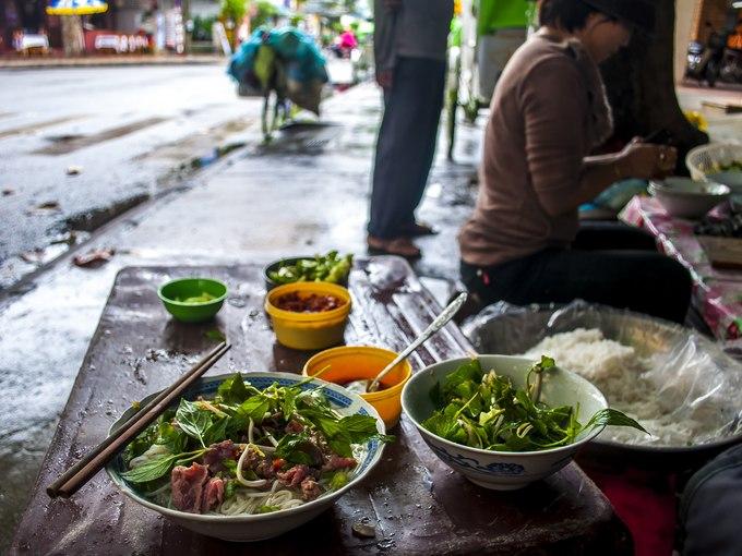 mangia cibo locale