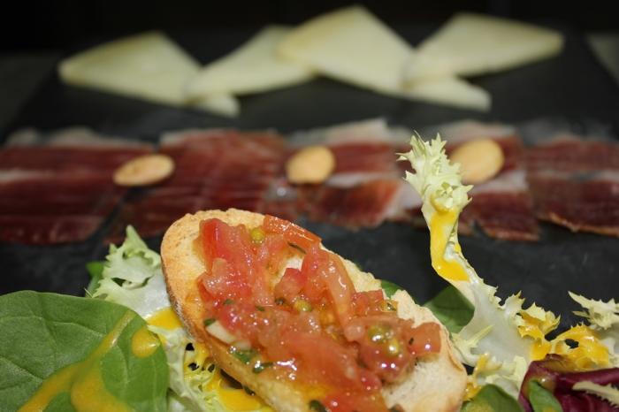 Qué ver en Granada: Restaurante Los jardines de zoraya