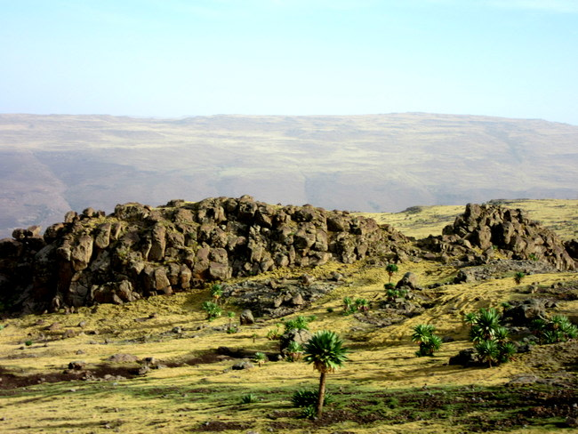 Simien Mountains, Etiopía