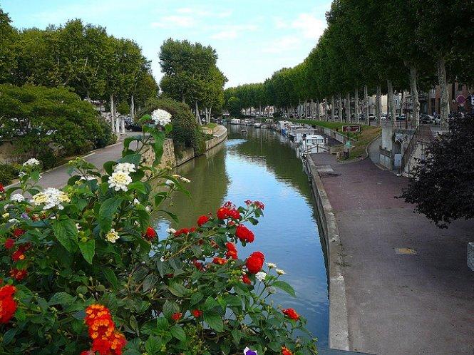 canales en narbona