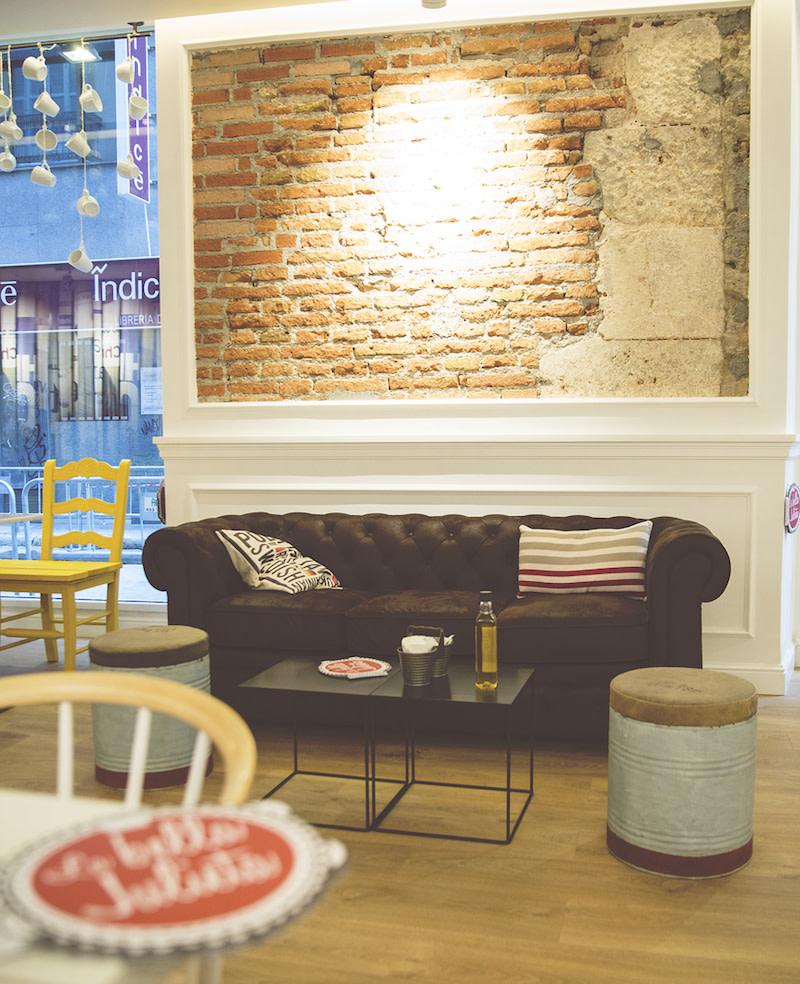 La bella Juliete cafetería en Málaga - Desayunos