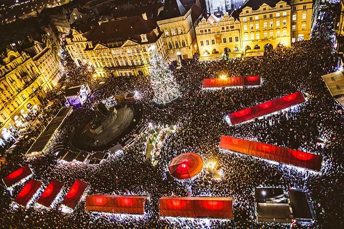 Qué hacer en Praga en Navidad