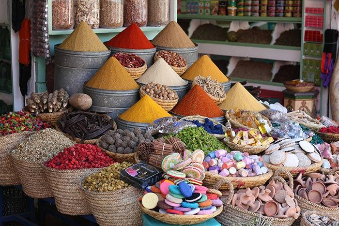 Comida de marruecos: sopa marroquí