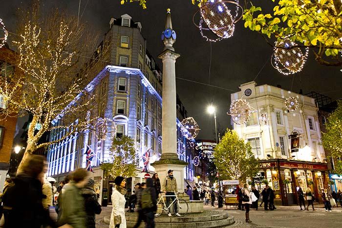 Londres: Seven Dials