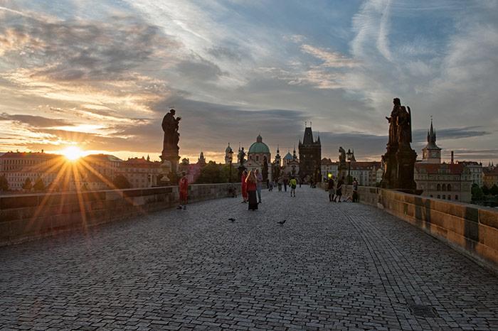 Qué hacer en Praga: Puente Charles