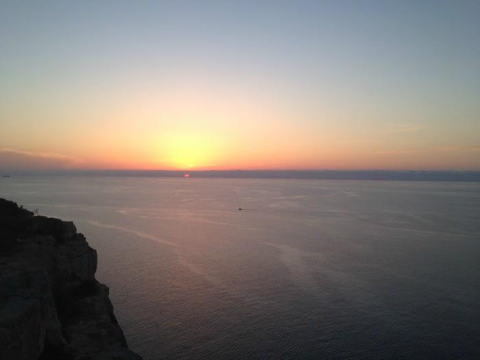 Capo Ponente, Lampedusa, Sicilia
