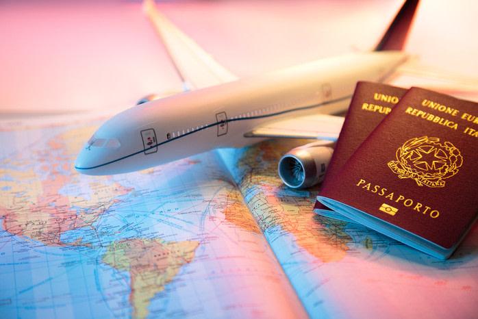 pasaporte niños que viajan solos