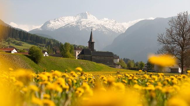 Kirche Zillis