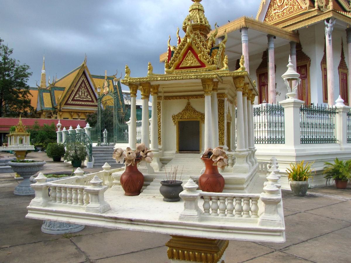 Casa degli spiriti, Cambogia