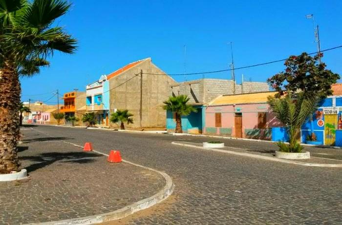 Cabo Verde: Santa María