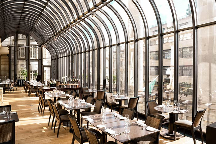 Londres: Le Meridien Piccadilly – Terrace Grill & Bar