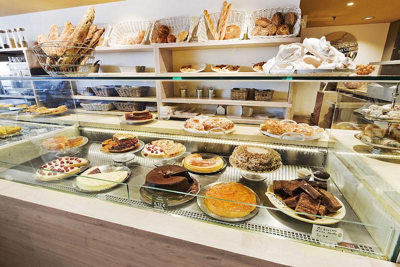 Cafetería Harina Madrid - desayunos