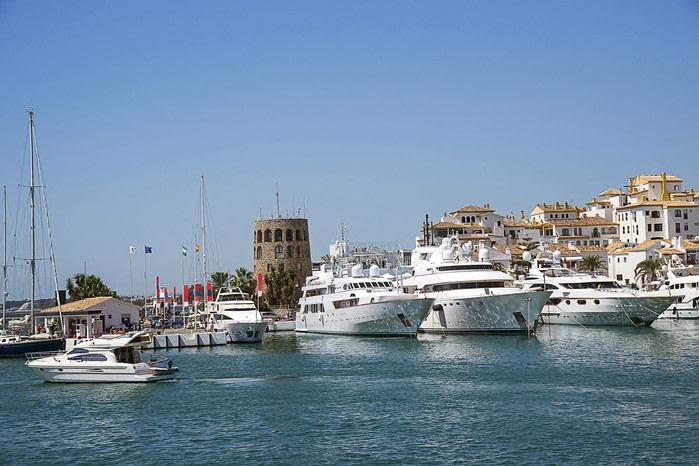 Qué hacer en la costa del sol: puerto banús