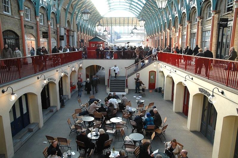 Covent Garden, Londres.