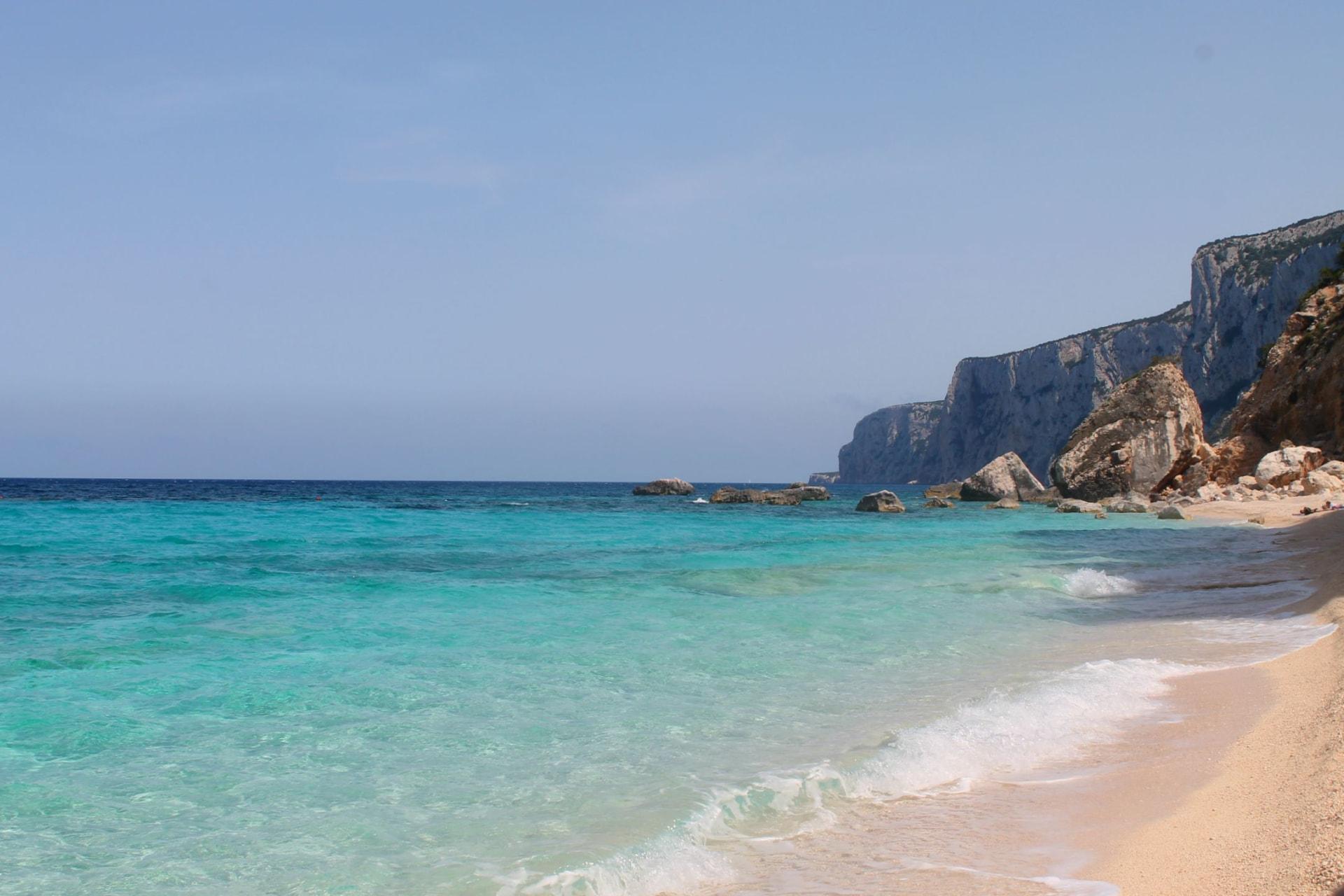 Cala dei Gabbiani, Sardegna