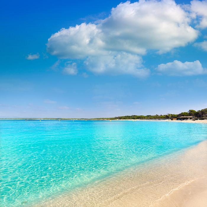 Qué ver en Mallorca: playa de es trenc