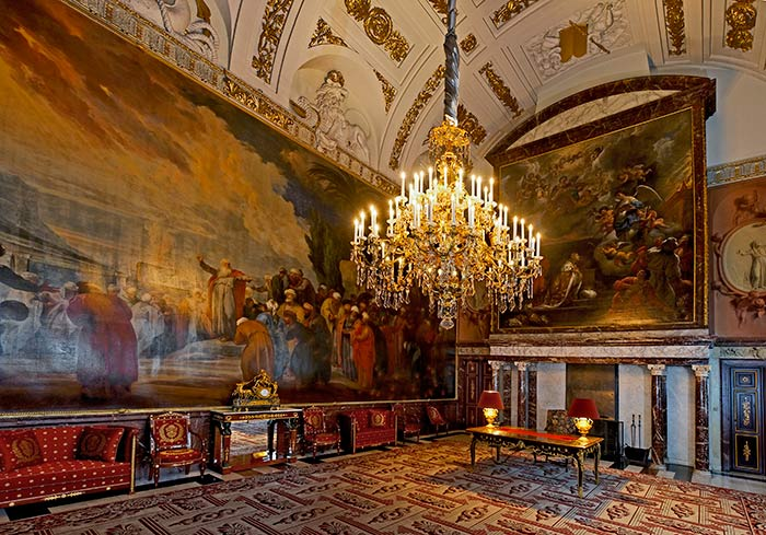 Royal Palace Amsterdam. Image by WIM RUIGROK
