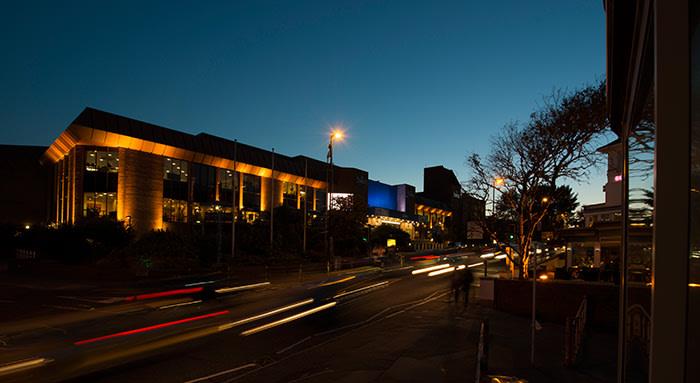 Bournemouth International Centre. Image via BH Live