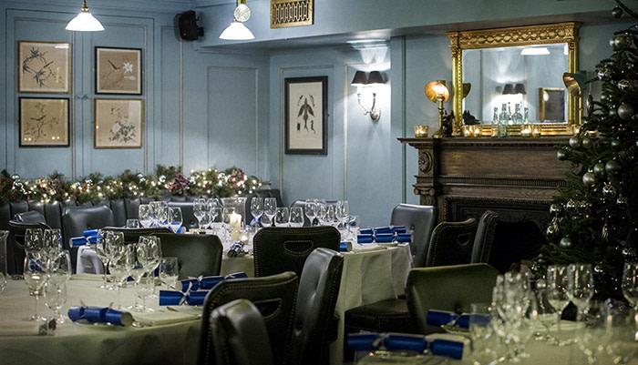 Londres: Bentleys Oyster Bar & Grill