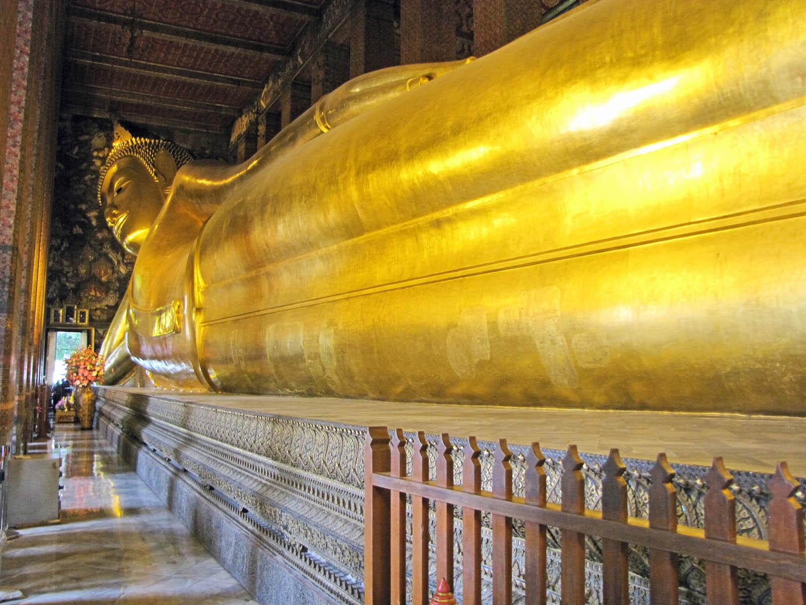 Wat Pho - volagratis - templi - bangkok