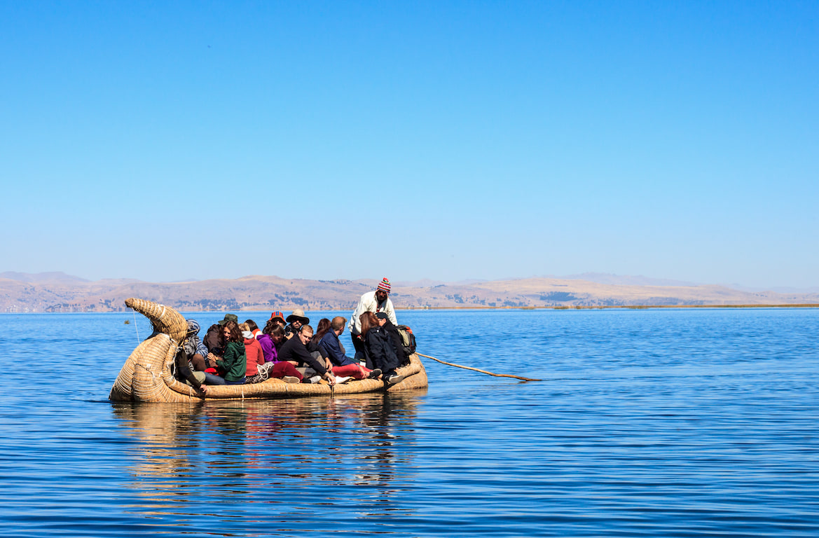 Perù-Titicaca