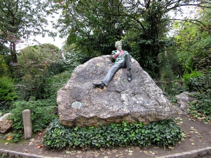 Qué hacer en Dublín: Oscar Wilde estatua