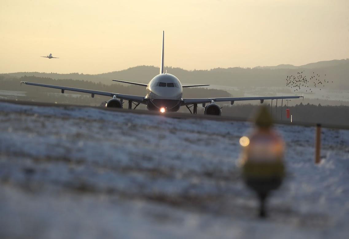 aeropuertos más bonitos del mundo: aeropuerto de zurich
