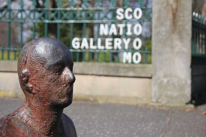 Qué hacer en Edimburgo: arte moderno