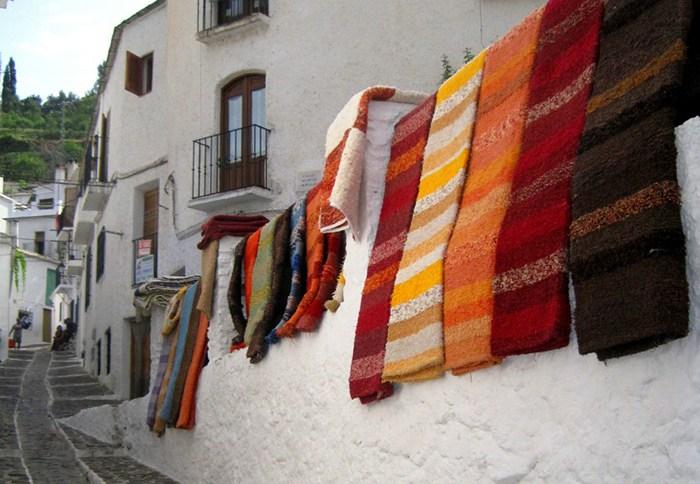 Pueblos blancos de andalucía: La Alpujarra Granada