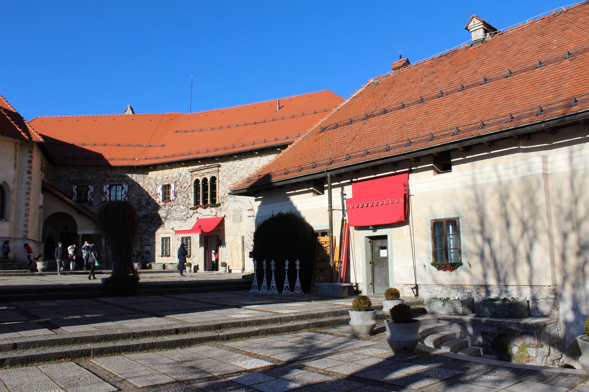 interno-castello-di-Bled