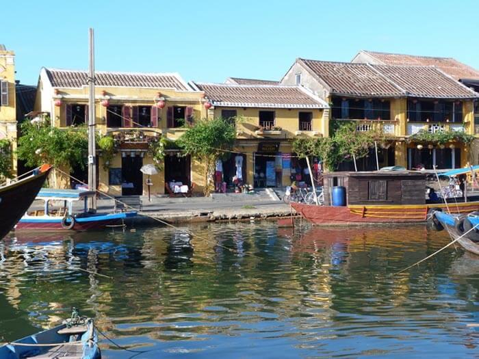 hoi an en vietnam ciudad patrimonio de la humanidad