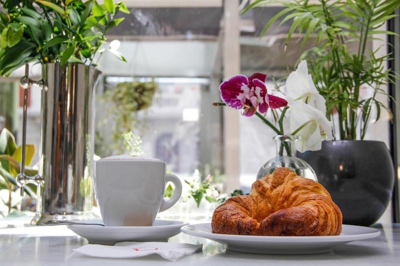 Café Velazquez 17 en Madrid - desayunos