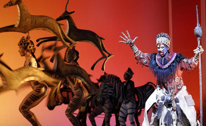 el rey león madrid