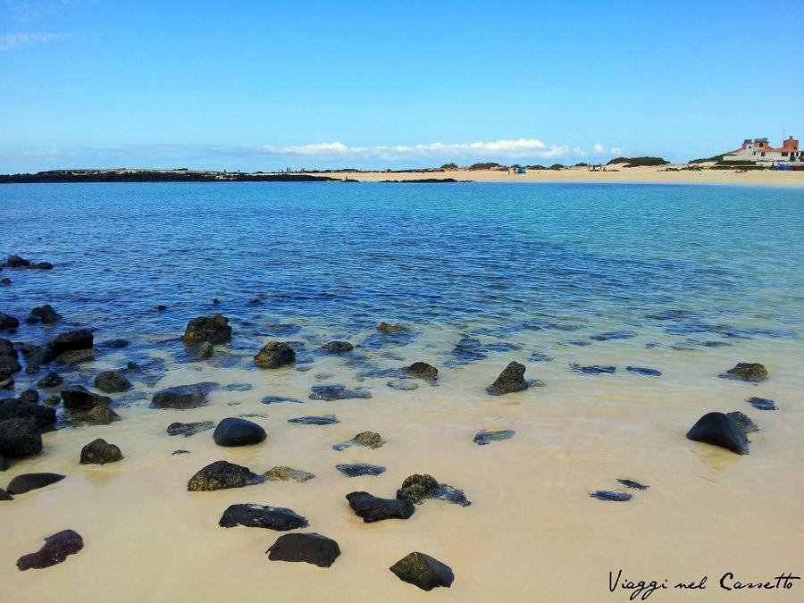 playa de la concha - el cotillo