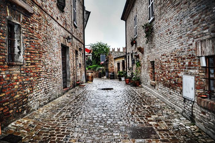 Pueblos de Italia: San Leo
