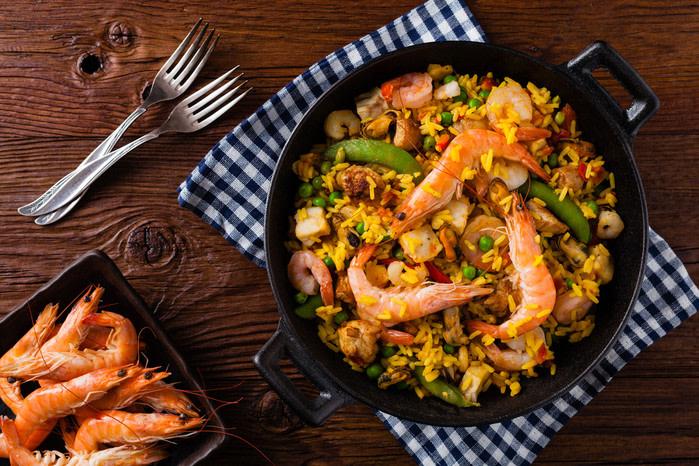 Ruta gastronómica paella