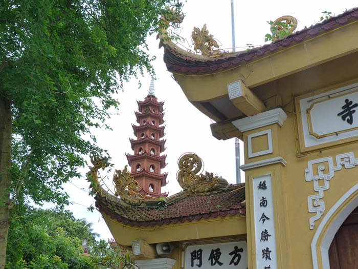 hanoi capital de vietnam