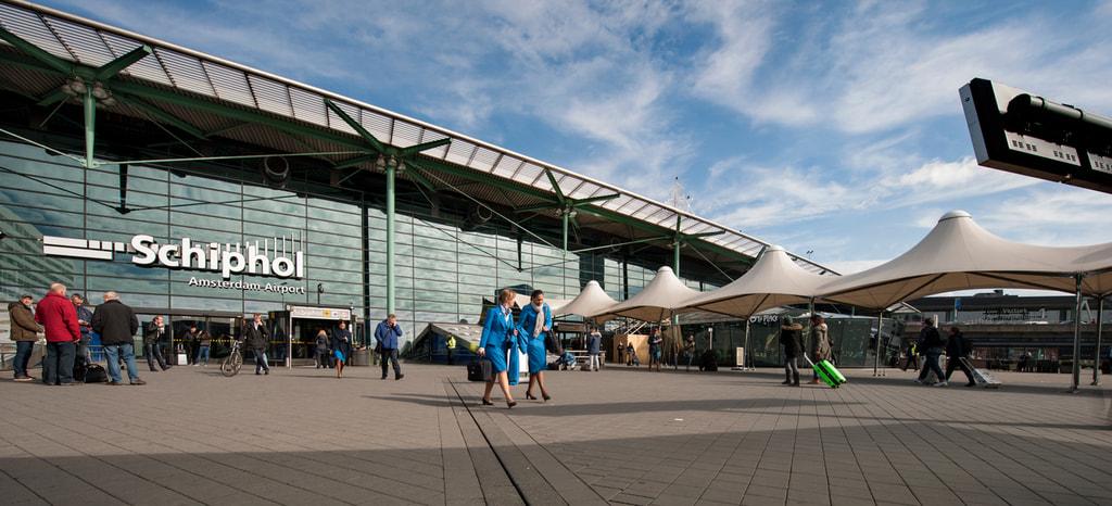 Aeropuertos más bonitos del mundo: Aeropuerto de Amsterdam