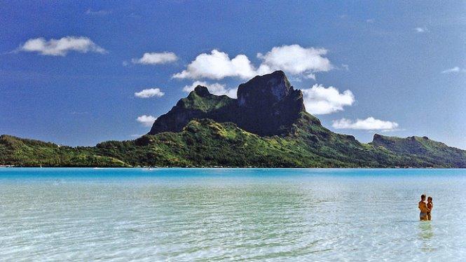 Bora-Bora polinesia