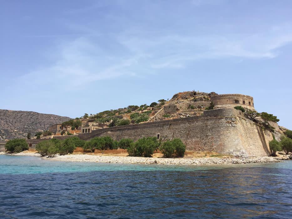 Isola Spinalonga