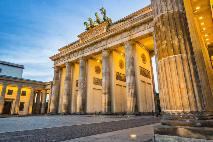 Guía de Berlin: Puerta de Brandemburgo