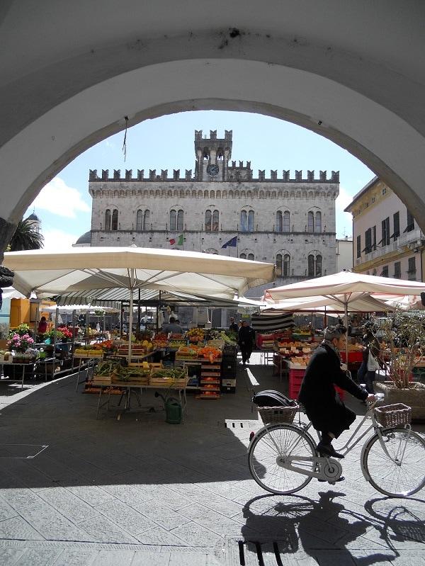Lungo mare a La Spezia