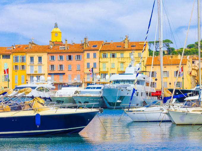Saint-Tropez costa azul