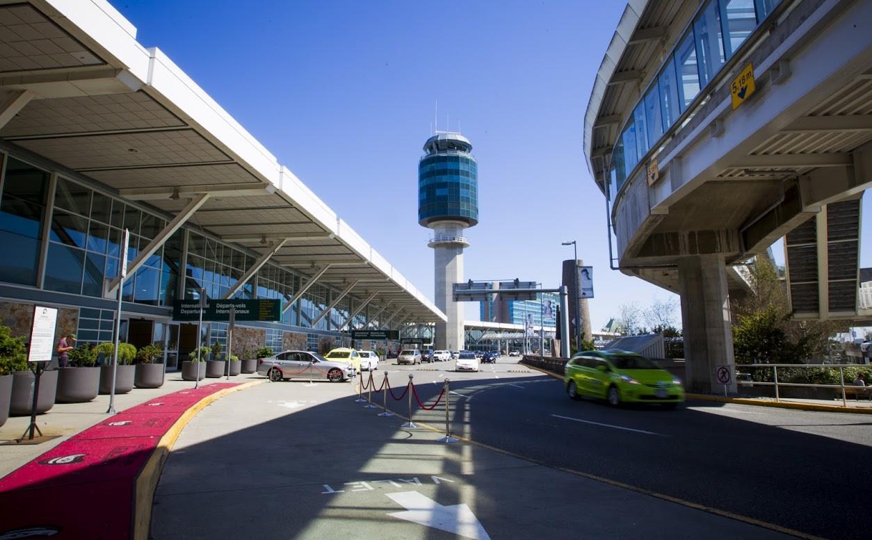 aeropuertos más bonitos del mundo: Aeropuerto Internacional de Vancouver.