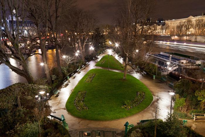 Rincones de Paris: Vert Galant