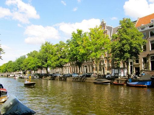 Amsterdam, i suoi canali