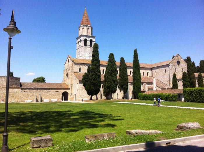 La Basilica di Aquileia